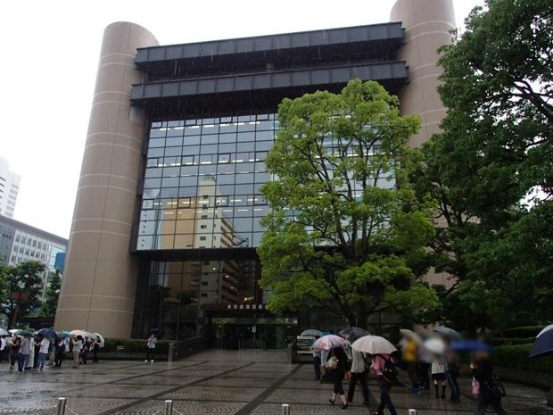こちらが今回の会場となる東京と産業