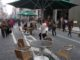都内3箇所で実施されている歩行者天国の実態と比較